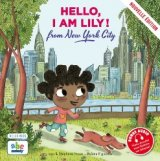 "Afficher ""Hello, i am Lily !"""