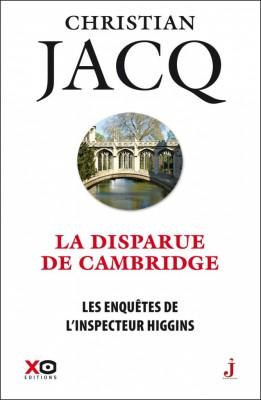 """Afficher """"Les enquêtes de l'inspecteur Higgins n° 13 La disparue de Cambridge"""""""