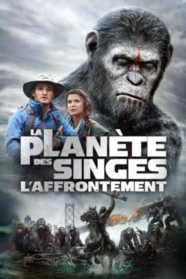 Planète des singes - L'affrontement (La)