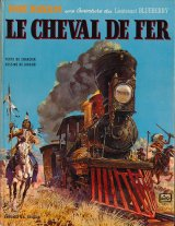 "Afficher ""Blueberry n° 07<br /> Le Cheval de fer"""