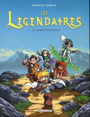"""Afficher """"Les légendaires n° 1 La pierre de Jovénia"""""""