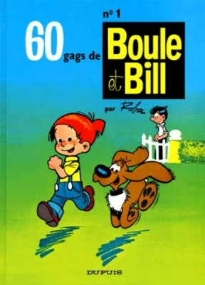 """Afficher """"Boule et Bill n° 1Soixante gags de Boule et Bill"""""""