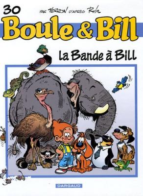 """Afficher """"Album de Boule & Bill n° 30 La bande à Bill"""""""