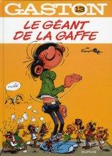"""Afficher """"GASTON NUMERO 10 : LE GEANT DE LA GAFFE"""""""