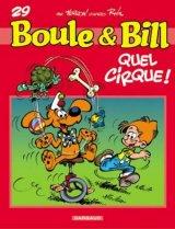 """Afficher """"Album de Boule & Bill n° 29 Quel cirque !"""""""
