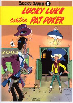 "Afficher ""Lucky Luke n° 5Lucky Luke contre Pat Poker"""