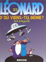 "Afficher ""Léonard. n° 25 D'où viens-tu, génie ?"""