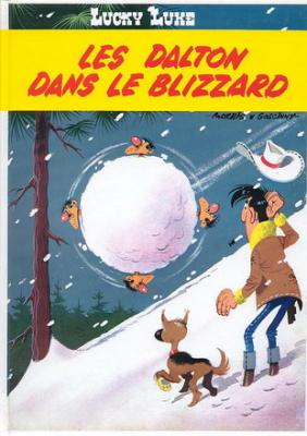 """Afficher """"Lucky Luke<br /> Les Dalton dans le blizzard"""""""
