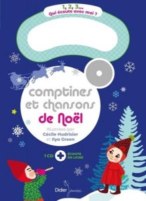 """Afficher """"Comptines et chansons de Noël"""""""
