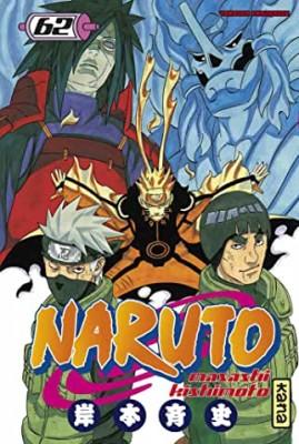 """Afficher """"Naruto n° 62"""""""