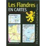 """Afficher """"Le Comté de Flandre en cartes n° 1 Les Flandres en cartes"""""""