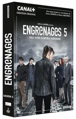 "Afficher ""Engrenages : Saison 5"""