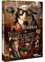 vignette de 'Mr Hublot & les fantastiques livres volants de M. Morris Lessmore (Alexandre Espigares)'
