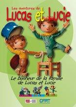 """Afficher """"Les aventures de Lucas et Lucie : Le bonheur de la famille de Lucas et Lucie (DVD 3)"""""""