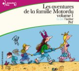 """Afficher """"Les aventures de la famille Motordu n° Volume 1 Les Aventures de la famille Motordu"""""""