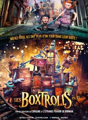 """Afficher """"Les Boxtrolls"""""""