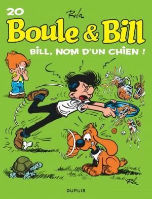 "Afficher ""Boule & Bill n° 20Bill, nom d'un chien !"""