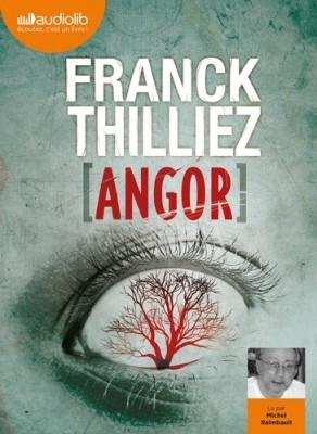 """Afficher """"Les enquêtes de Franck Sharko et Lucie Henebelle n° 04<br /> Angor"""""""