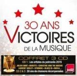 """Afficher """"30 ans Victoires de la musique"""""""