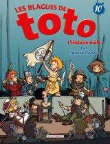 vignette de 'Les blagues de Toto n° 10<br /> L'histoire drôle (Thierry Coppée)'