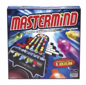 Couverture de Mastermind : Le plus célèbre des jeux de logique