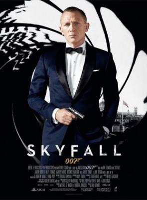 """Afficher """"Skyfall"""""""