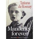 vignette de 'Manderley for ever (Tatiana de Rosnay)'