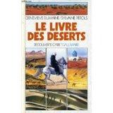 """Afficher """"Le Livre des déserts"""""""