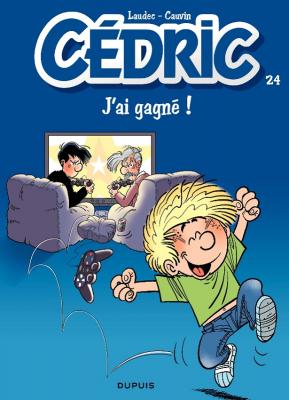 "Afficher ""Cédric. n° 24 J'ai gagné !"""