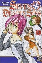 """Afficher """"Seven Deadly Sins n° 9<br /> Seven deadly sins"""""""