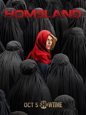 "Afficher ""Homeland n° 4 Homeland - Saison 4"""