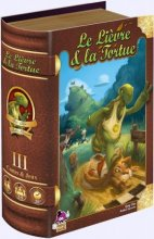 vignette de 'Le lièvre et la tortue (Kim Gary)'