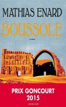 vignette de 'Boussole (Mathias Enard)'