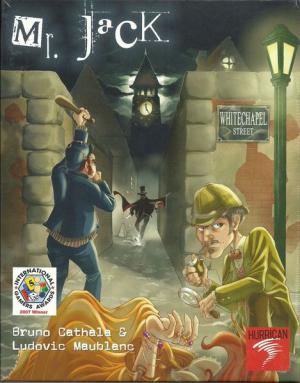 vignette de 'Mr.Jack (Cathala Bruno)'