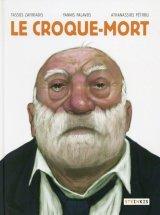 vignette de 'Le croque-mort (Tassos Zafiriadis)'