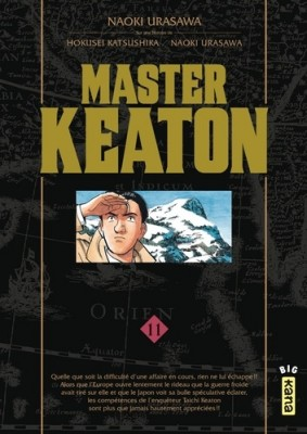 "Afficher ""Master Keaton n° 11"""