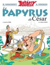 """Afficher """"Une aventure d'Astérix.<br /> Le Papyrus de César"""""""