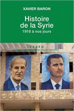 vignette de 'Histoire de la Syrie (Xavier Baron)'