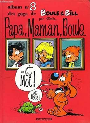 "Afficher ""Boule & Bill n° 2 60 gags de Boule et Bill"""