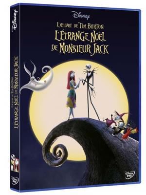 """Afficher """"L'étrange Noël de Monsieur Jack"""""""