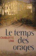 """Afficher """"(Contient) temps des orages Le Temps des orages - 1 - 1"""""""