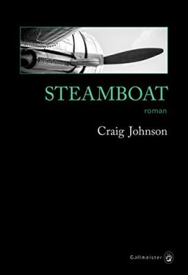 vignette de 'Walt Longmire n° 10<br /> Steamboat (Craig Johnson)'