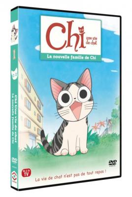 vignette de 'Chi, une vie de chat n° 01<br /> La nouvelle famille de Chi (Mitsuyuki Masuhara)'