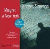 vignette de 'Maigret à New-York (Georges Simenon)'
