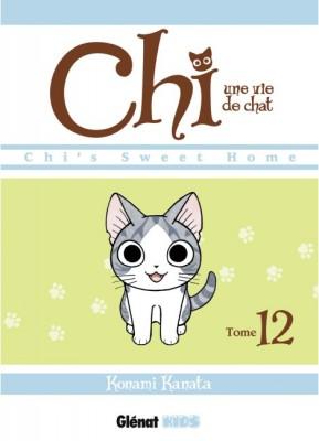 """Afficher """"Chi, une vie de chat (manga) - série complète n° 12 Chi, une vie de chat"""""""