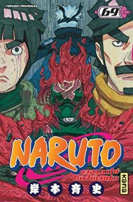 "Afficher ""Naruto n° 69 Un printemps écarlate"""