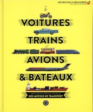 """Afficher """"Voitures, trains, avions & bateaux"""""""