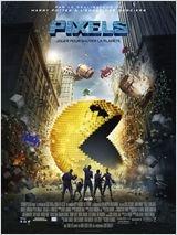 vignette de 'Pixels (Chris Colombus)'