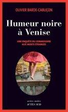 """Afficher """"Humeur noire à Venise"""""""