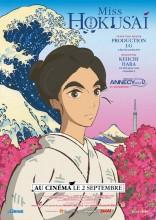 vignette de 'Miss Hokusai (Keiichi Hara)'